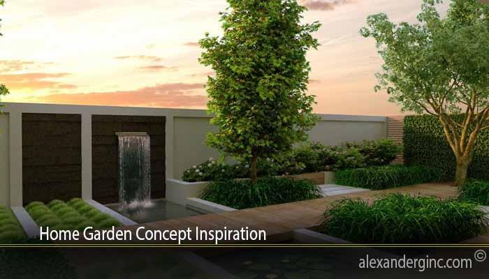 Home Garden Concept Inspiration