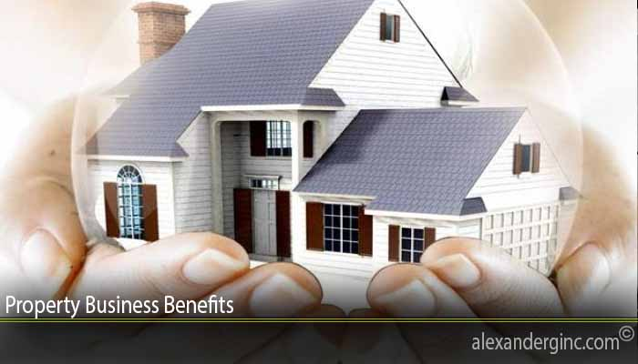 Property Business Benefits