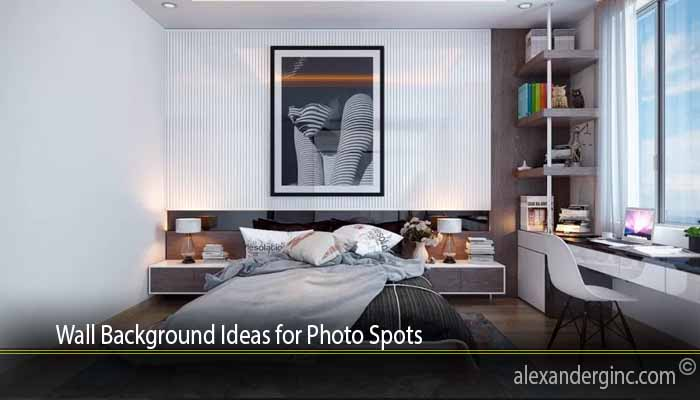 Wall Background Ideas for Photo Spots