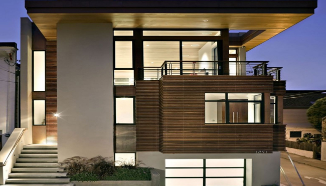 Minimalist Home Exterior Design